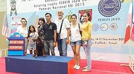 САСIB-выставка «Собаки Джакарты»