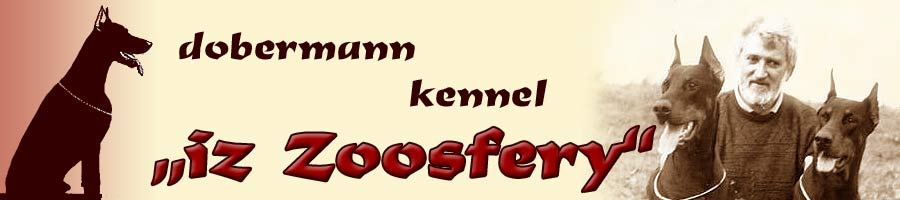 / Питомник доберманов из Зоосферы /Dobermann kennel iz Zoosfery - our dogs, puppies, champions